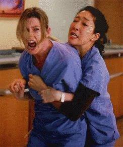 Greys Anatomy Meredith Grey GIF