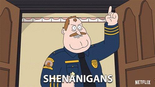 Shenanigans Tricky GIF