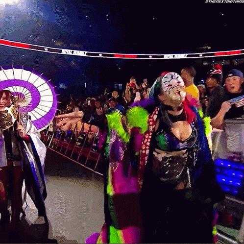 RT @KairiSaneWWE: @WWEAsuka...