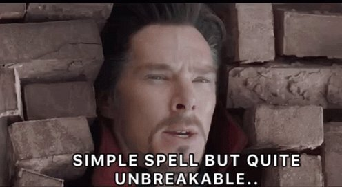 Doctor Strange Marvel GIF