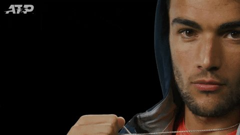 Through to the Round of 16 💪  🇮🇹 Matteo Berrettini beats Coria 7-5 6-1 to progress in Rome! #IBI20 https://t.co/Z8JzNPueYm