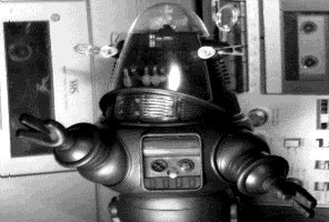 robot GIF