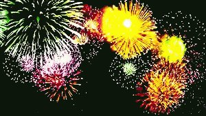 Fireworks Fourth Of July GIF