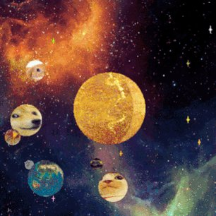 Solar System GIF
