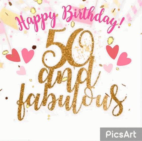 Happy 50th Birthday Tamron Hall. LOVE  YOU!!!