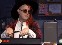 every now and then I remember the #Criticalrole CR oneshot where they played monsterhearts (#cinderbrush), and remember when Jamie (played by @executivegoth) says 'Oh you're so tragic', and crack up   wish I could possess that energy in my life - cryptid with a fair dose of snark https://t.co/GVVZ9Fnk17