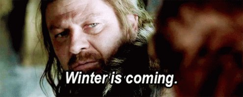 Winter Is Coming GIF