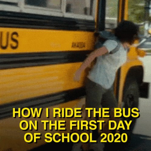 School Covid19 GIF