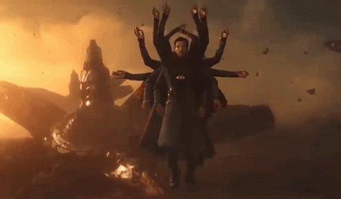 Dr Strange Marvel GIF