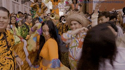 Puerto Rico Fun GIF by The ...