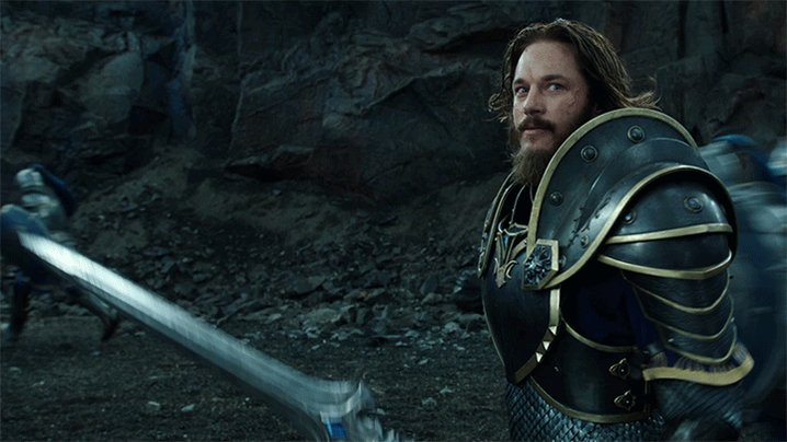 Image for the Tweet beginning: #Warcraft in-development. Unknown if director