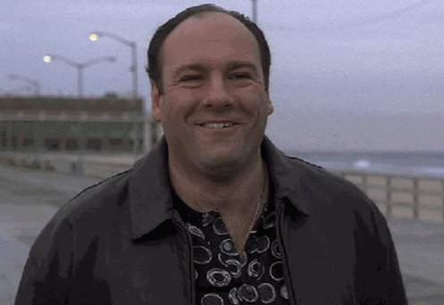 Happy birthday to the late James Gandolfini. The real Don