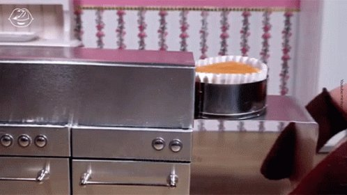 Baking Cooked GIF