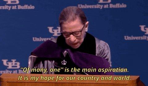 Ruth Bader Ginsburg Rbg GIF...