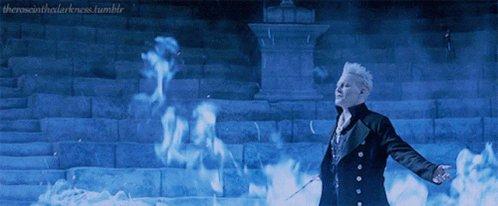Image for the Tweet beginning: 👀👀👀 #Grindelwald #HBOMax