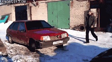Car Fail GIF