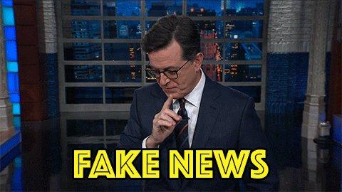 stephen colbert fake news G...