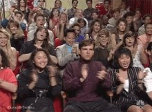 Clapping Standing Ovation GIF
