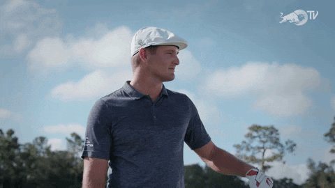 golf yes GIF by Red Bull