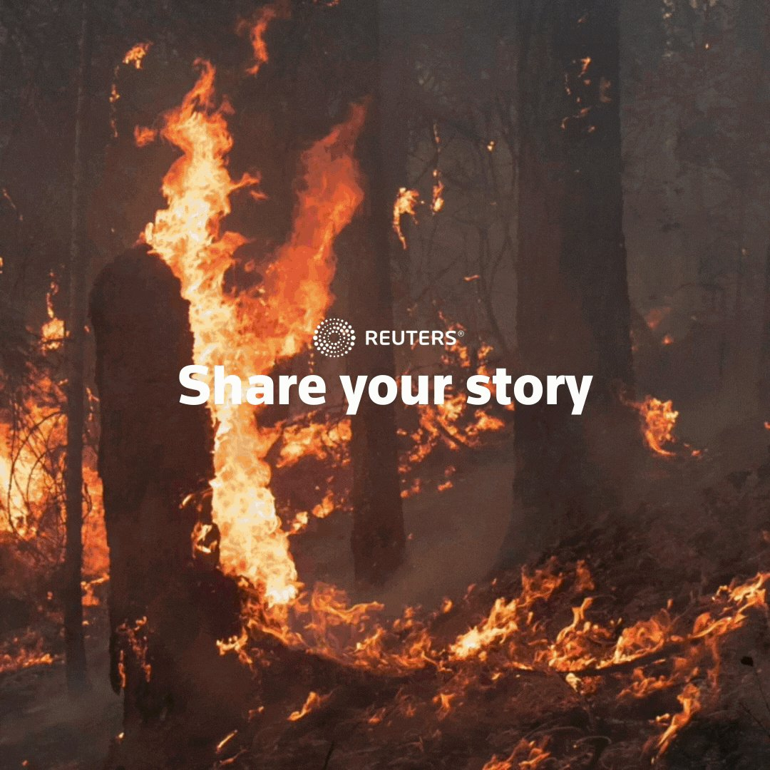 If you've had to evacuate your home due to California's wildfires, we'd like to hear your story: https://t.co/GIVA4Qj7Vt https://t.co/xCHMYjzhhp