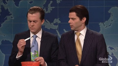 saturday night live wtf GIF...