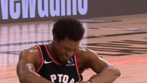 @NotoriousBIZ90 @TheNBACentral Lol 😆 overrated. Lowry's piers in the NBA don't seem to think so. #WeTheNorth