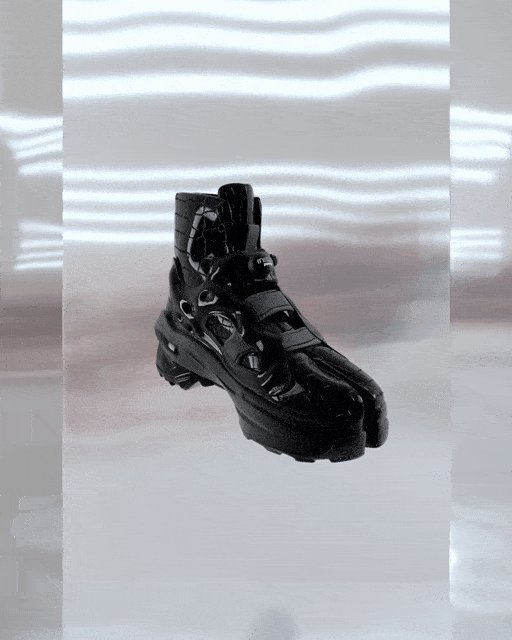 A fashion boot and a basketball sneaker walk into a collab gq.mn/pBrrhm1