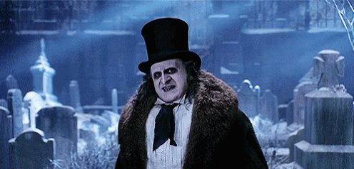 The Penguin Batman GIF