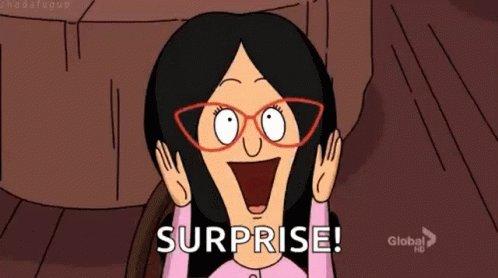 Surprise Party GIF