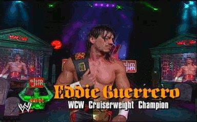 Happy Birthday to the late Eddie Guerrero!