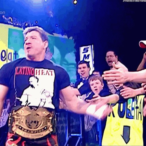 Today Eddie Guerrero wouldve been 53 years old. Damn I wish he was still around today. Happy Birthday Eddie!