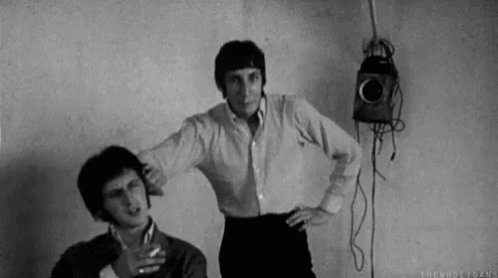 And these two. Happy 76th Birthday John Entwistle.