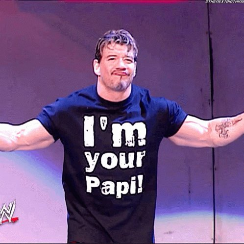 Happy Birthday to THE greatest to ever lace\m up.  Eddie Guerrero