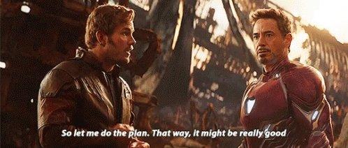 So Let Me Do The Plan Chris Pratt GIF