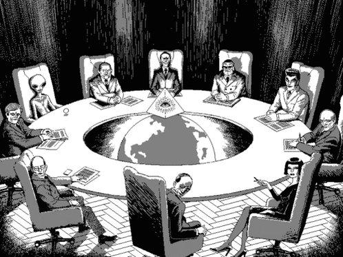 illuminati conspiracy GIF