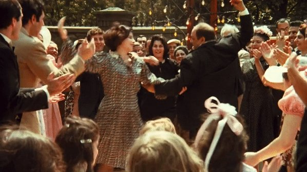 THE GODFATHER (1972) ~ Francis Ford Coppola