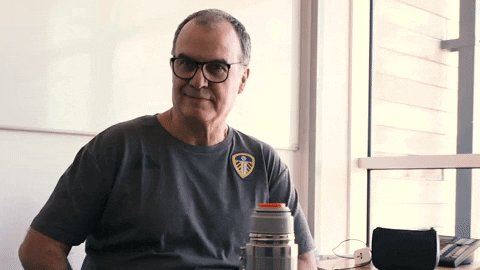 Marcelo Bielsa Lufc GIF by Leeds United