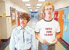 Vote For Pedro GIF