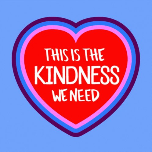 Kindness Heart GIF