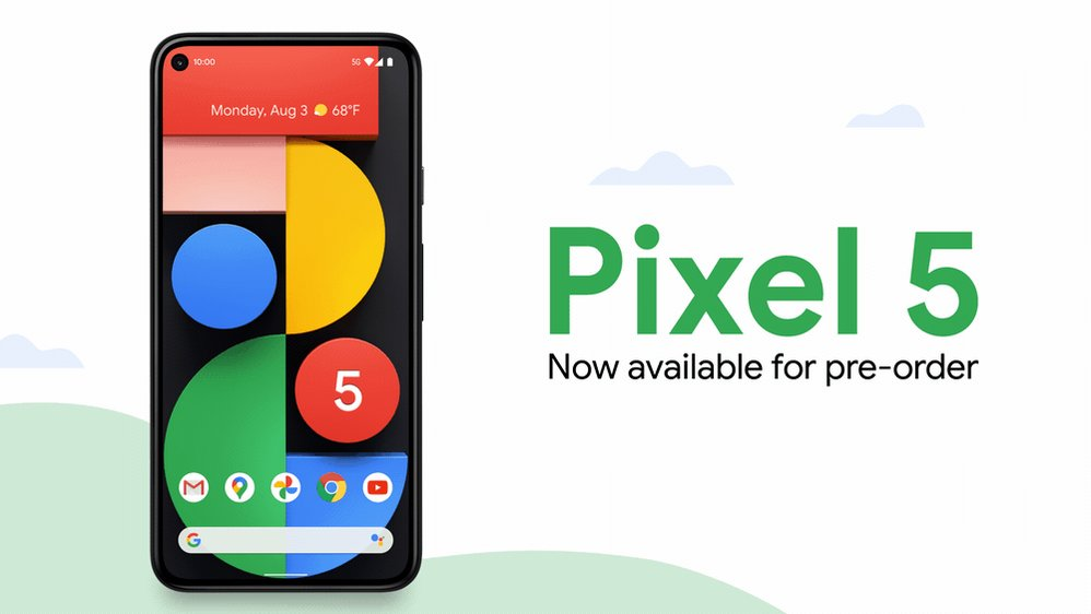 The new #Pixel5 is even more powerful with nationwide 5G coverage from Fi. ✨  Pre-order yours today for $699 →  @madebygoogle