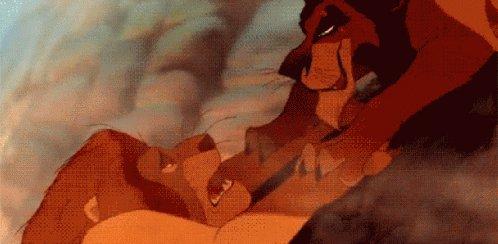 The Lion King Mufasa GIF
