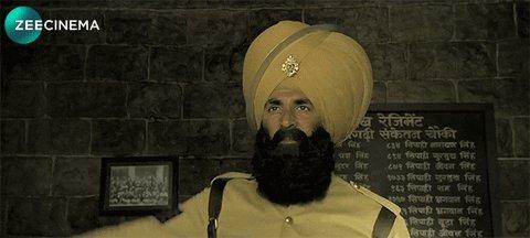 @akshaykumar Thanks Akshay Kumar ... love you paaji ❤️❤️❤️  Jo bole so Nihal ... Shat Shri Akal