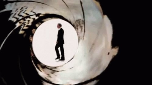 James Bond Many GIF