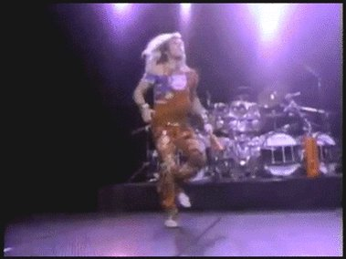 Image for the Tweet beginning: #jump #vanhalen #rip #AlsIchAnfingPartysZuFeiern