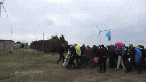 Protest Justice GIF by Joan...