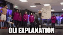 Oli Explanation Pep Guardiola GIF
