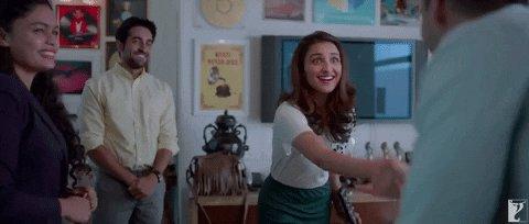 #MeriPyaariBindu Is One Of The Best & Most Underrated Movie Ever 😍 One of The Best Movie of Pari's Career 💖 Nothing can replace it!! #HappyBirthdayParineetiChopra @ParineetiChopra