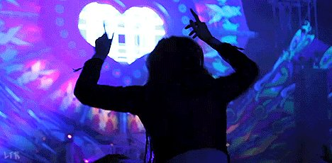 rave GIF