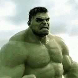 Hulk Avenger GIF