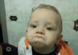 Sad Baby GIF